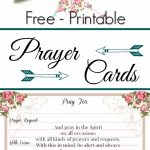 Get Your Free Printable Prayer Cards   With Giggles & Grace | Free Printable Cards For All Occasions