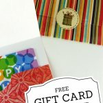 Gift Card Holder Templates | Printables | Printable Gift Cards | Free Printable Christmas Money Holder Cards