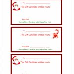 Gift Card Template   Edit, Fill, Sign Online | Handypdf | Printable Gift Card Template
