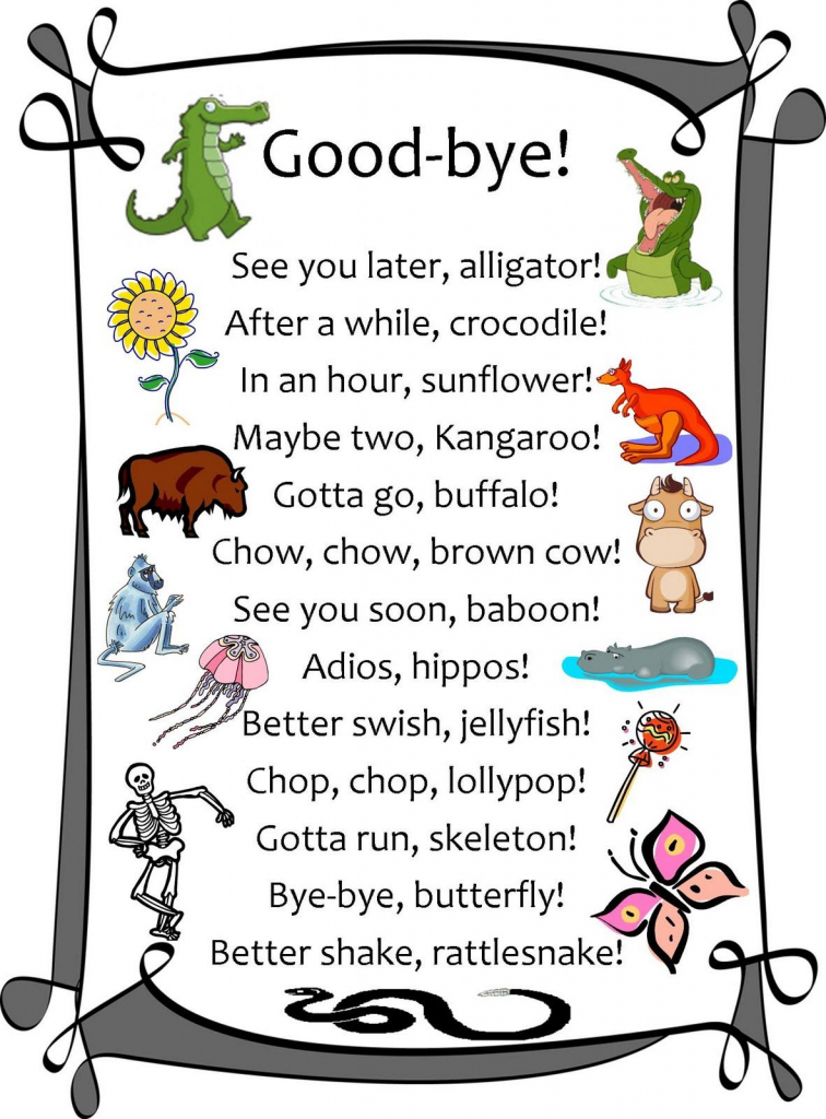 Good-Bye Printables - @philip Williams Williams Kneginich - Hey Bud | Printable Goodbye Cards For Students