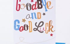Good Luck Phrase For Greeting Cards And Print Elements. Hand Drawn | Free Printable Good Luck Cards