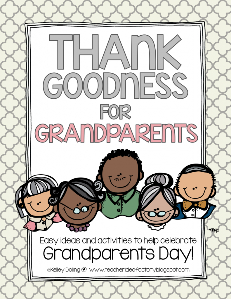 Grandparents Day Template - Under.bergdorfbib.co | Grandparents Day Invitation Cards Printable