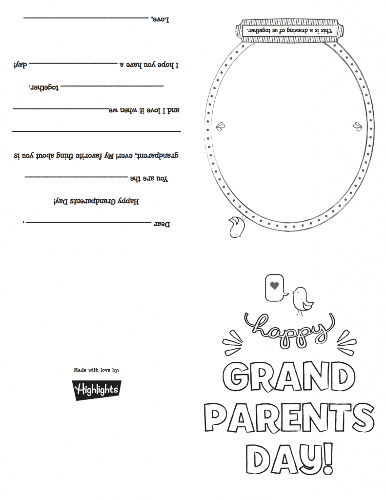 Grandparentsdaycard_Copy | Grandparents Day | Grandparents Day | Grandparents Day Cards Printable Free