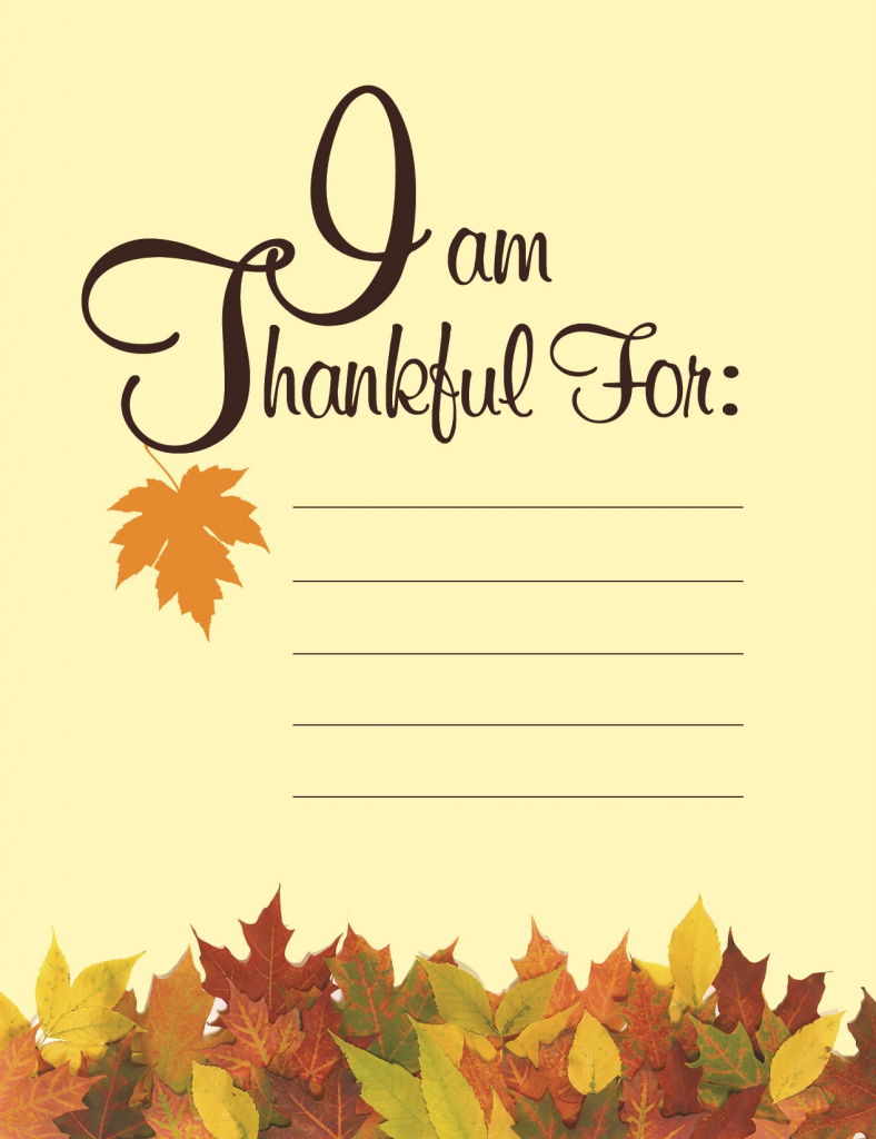 Gratitude This Thanksgiving | American Greetings Blog | American Greetings Printable Cards