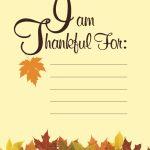 Gratitude This Thanksgiving | American Greetings Blog | Free Printable Thanksgiving Cards