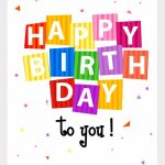 Great Website! No More Buying Greeting Cards. Personalize And Even | Free Printable Birthday Cards