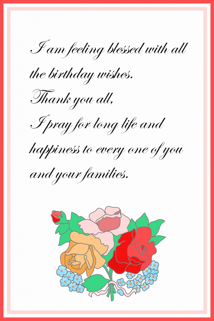 Hallmark Thank You Card Template Lovely Free Printable Hallmark | Free Printable Hallmark Birthday Cards