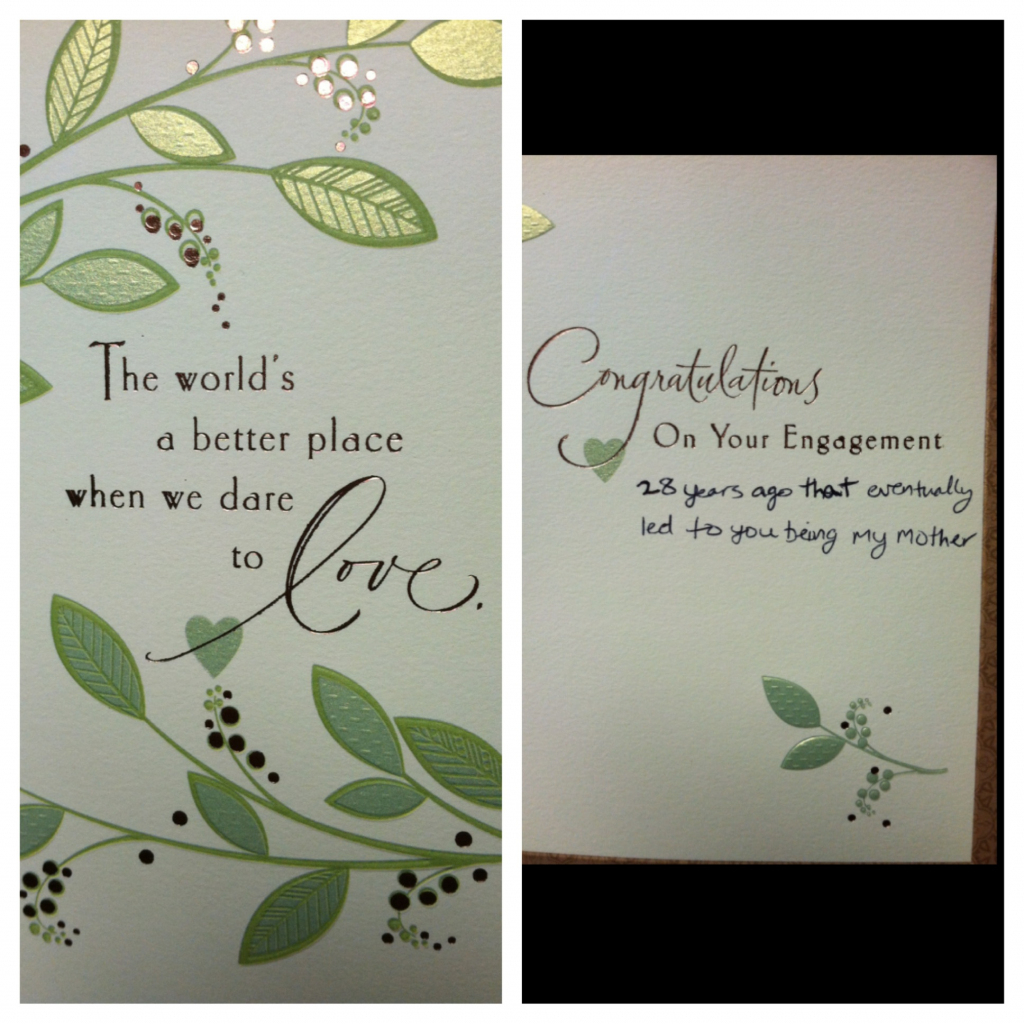 Hallmark Was Running Out Of Mother's Day Cards So I Had To Improvise   Hallmark Printable Mothers Day Cards