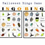 Halloween Bingo Card Creator Halloween Bingo Preschool Printables 11 | Printable Halloween Bingo Cards
