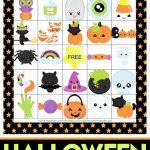 Halloween Bingo | Happiness Is Homemade | Halloween Bingo Cards | Printable Halloween Bingo Cards