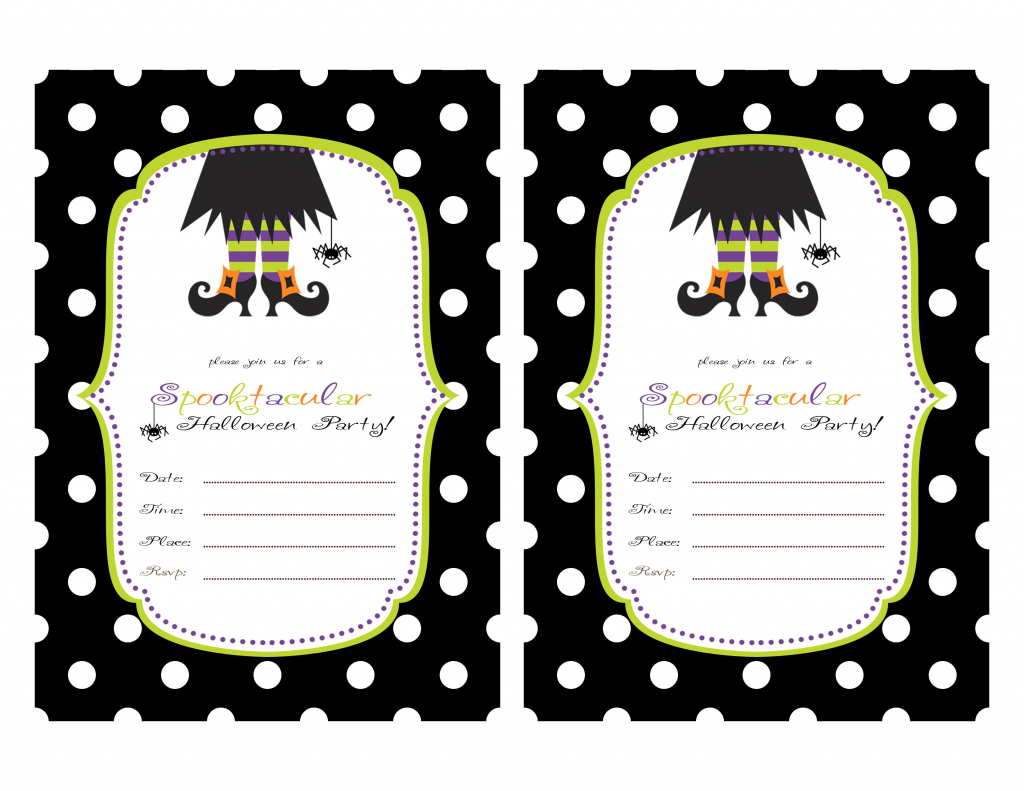 Halloween Birthday Cards Free Printable – Halloween & Holidays Wizard | Printable Halloween Greeting Cards