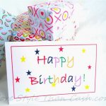 Happy Birthday Card Free Printable   Under.bergdorfbib.co | Free Printable Birthday Cards For Her