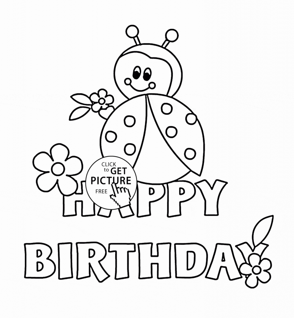 Happy Birthday Card Printable Coloring Pages At Getdrawings | Free Printable Dr Who Birthday Card