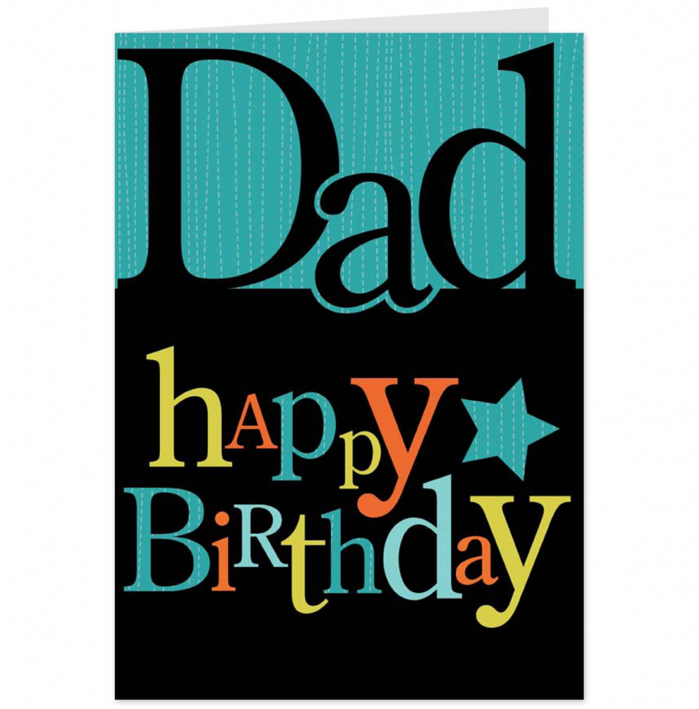 Happy Birthday Cards For Dad From Daughter Printable – Happy Holidays! | Funny Birthday Cards For Dad From Daughter Printable
