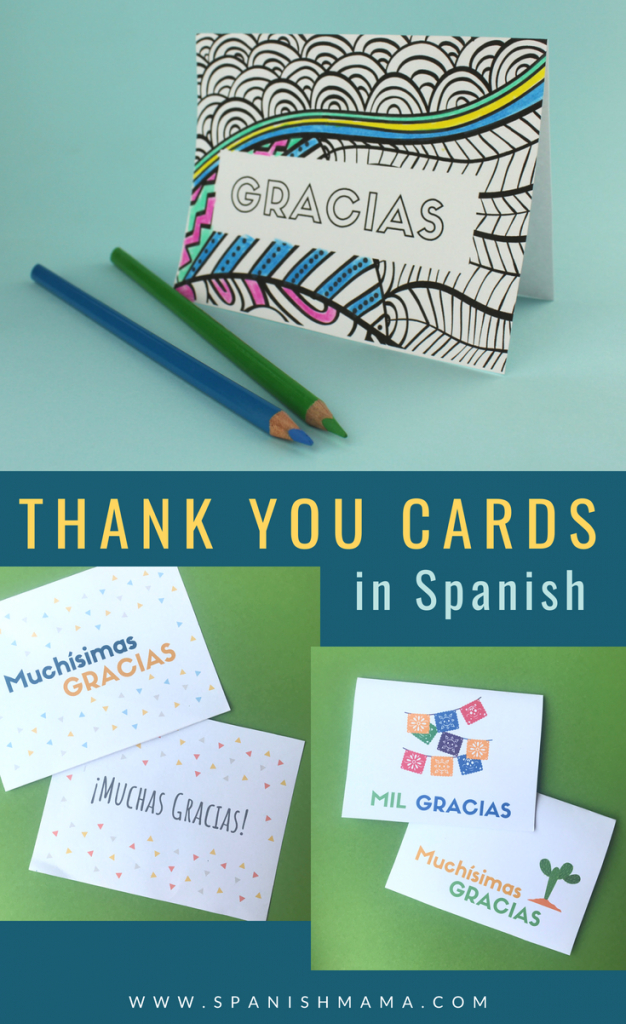 Happy Birthday Cards In Spanish (For The Home And Classroom) | Best | Happy Birthday In Spanish Card Printable