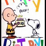 Happy Birthday, Snoopy! | Birthday Wishes | Snoopy Birthday, Happy | Snoopy Printable Birthday Cards