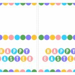 Happy Easter Cards Printable – Free – Paper Trail Design | Free Printable Easter Cards To Print