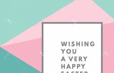 Happy Easter Greeting Cards Printable