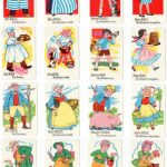 Happy Families, C.1950   The World Of Playing Cards | Happy Families Card Game Printable