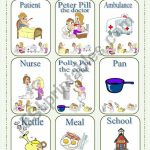 Happy Families   Card Game Part 1   Esl Worksheetlilianac | Happy Families Card Game Printable