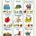 Happy Families   Card Game Part 2   Esl Worksheetlilianac | Happy Families Card Game Printable