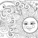 Happy Family Art   Original And Fun Coloring Pages | Free Printable Coloring Cards For Adults
