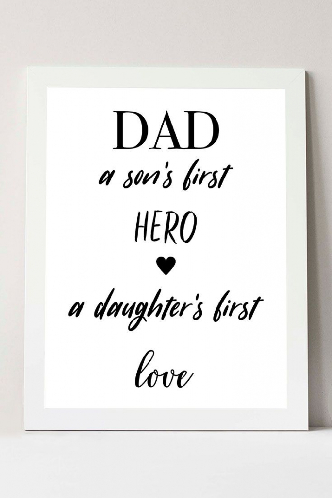 Happy Fathers Day Printable, Printable Fathers Day Cards, Gifts For | Printable Fathers Day Cards For Husband