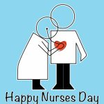 Happy Nurses Day | Pugsleyprints | Nurses Day Cards Free Printable