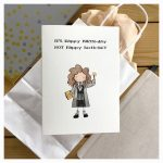Harry Potter Birthday Card Printable (66+ Images In Collection) Page 2 | Harry Potter Birthday Card Printable