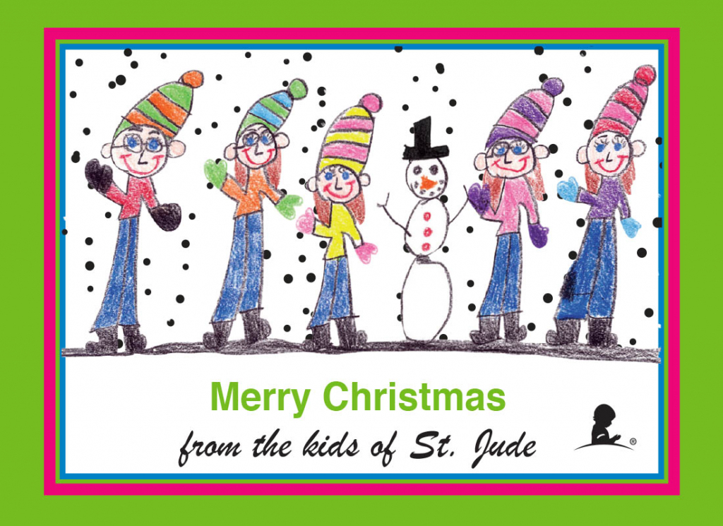 Holiday Cards - Ecards, Printable Cards, Mail Cards - St. Jude | St Jude Printable Cards