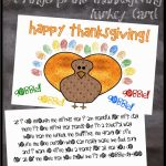 Hollyshome Family Life: A Fingerprint Thanksgiving Turkey Card | Thanksgiving Cards For Kids Printable