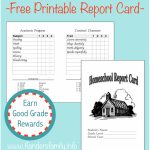 Home School Report Cards   Flanders Family Homelife | Free Printable Grade Cards