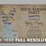 Housewarming Invite Template Free   Under.bergdorfbib.co | Free Printable Housewarming Invitations Cards