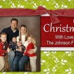 How To Make Christmas Photo Cards Online For Free   Kleo.bergdorfbib.co   Free Online Christmas Photo Card Maker Printable