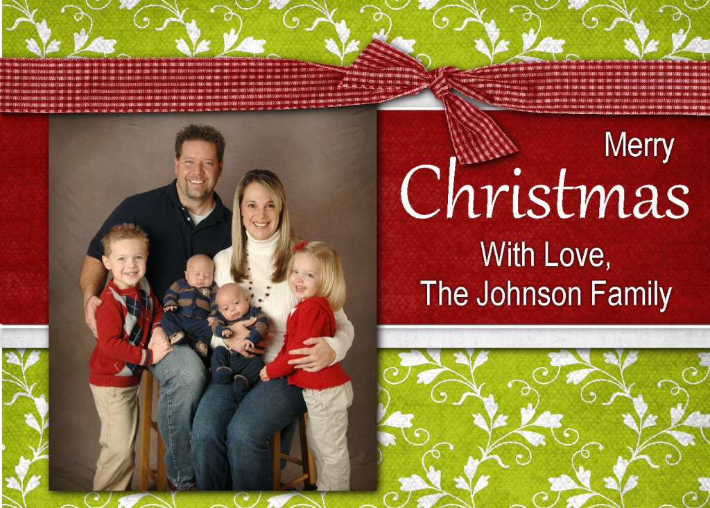 How To Make Christmas Photo Cards Online For Free - Kleo.bergdorfbib.co | Free Online Christmas Photo Card Maker Printable