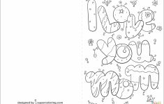 Printable Fathers Day Cards To Color