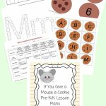 If You Give A Mouse A Cookie Preschool Activities And Printables | If You Give A Mouse A Cookie Sequencing Cards Printable