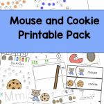 If You Give A Mouse A Cookie Printable Activities   Fun With Mama | If You Give A Mouse A Cookie Sequencing Cards Printable