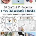 If You Give A Mouse A Cookie Sequencing Printables | If You Give A Mouse A Cookie Sequencing Cards Printable