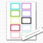 Image Result For Cute Free Index Card Template | Organization | Free Printable Blank Index Cards