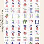 Image Result For Printable Mahjong Tiles | Mahjong | Scrabble Tiles | Mahjong Card 2016 Printable