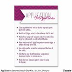 Jamberry Application Instructions Printable   Google Search | Jamberry | Jamberry 7 Day Challenge Cards Printable