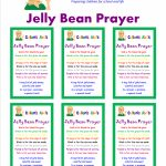 Jelly Bean Prayer | Online Preschool And Children's Videos | Jelly Bean Prayer Printable Cards