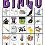 Kids Halloween Party Bingo Cards Free Printable | Classroom Parent | Printable Halloween Bingo Cards For Classroom