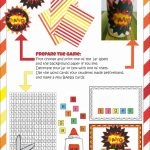 Km Classroom: Bang Or Kaboom Must Have Classroom Game | Bang Card Game Printable