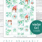 Last Minute Diy: Free Printable Gift Tags, Stickers & Cards — Evydraws | Free Printable Personal Cards
