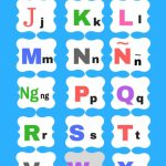Learn About Filipino Alphabet Consonants. | Tagalog | Tagalog Words | Printable Tagalog Alphabet Flash Cards