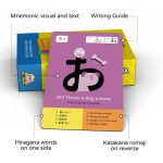 Learn Hiragana | Hiragana Flash Cards Printable