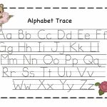 Letter Tracing Templates – Kleo.bergdorfbib.co | Printable Alphabet Tracing Cards