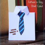 Life's Journey To Perfection: Fabulous Father's Day Ideas | Father's Day Tie Card Printable